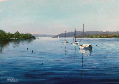 Windermere from Waterhead