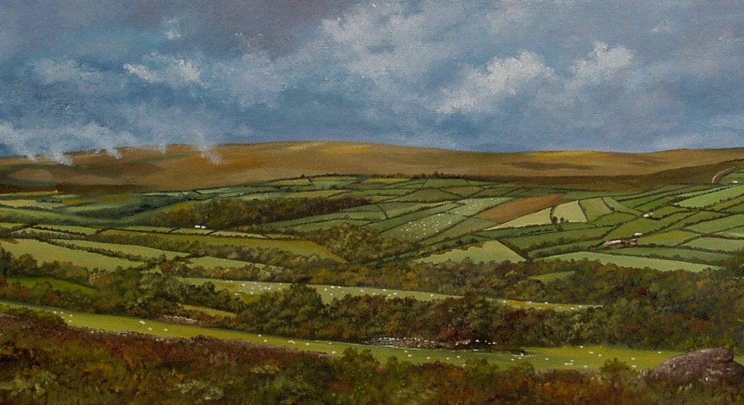 Landscape Painting in Water-Mixable Oils – 7 Night Holiday in the Southern Yorkshire Dales, Malhamdale – 3rd to 10th May 2019
